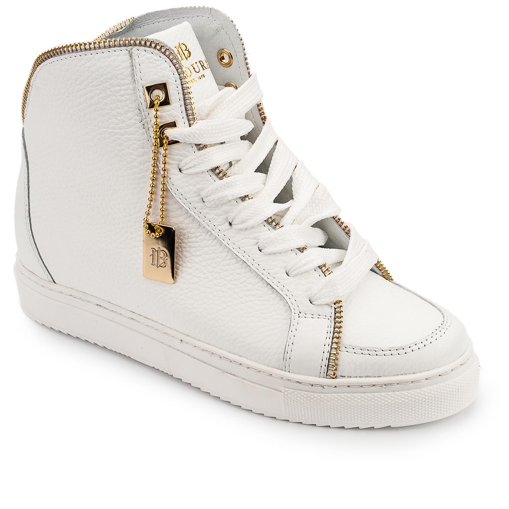 b7d10c84 Sneakersy BADURA 6337-69-M Biały 1304